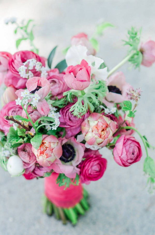 Bohemian Wedding bouquet