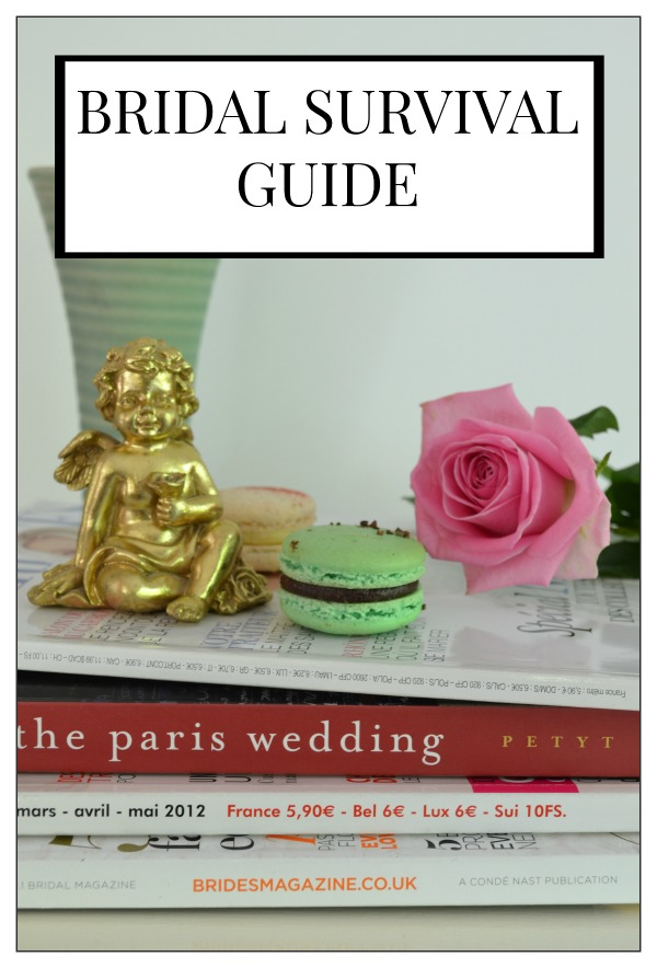 Bridal Survival Guide