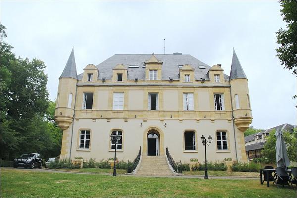 Château de Puy Robert wedding venue