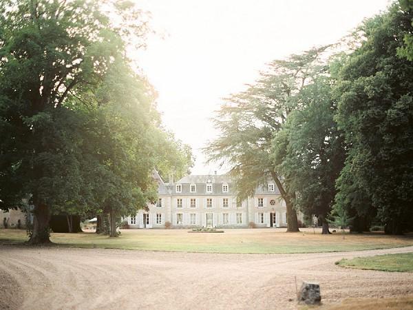 Chateau de Bouthonvilliers near Paris