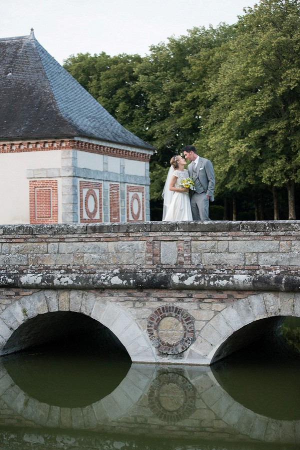 Chic french wedding