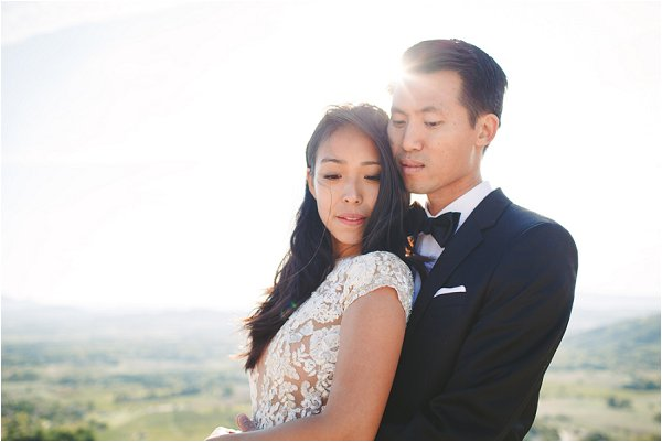 Embracing the moment in gorgeous wedding outfits