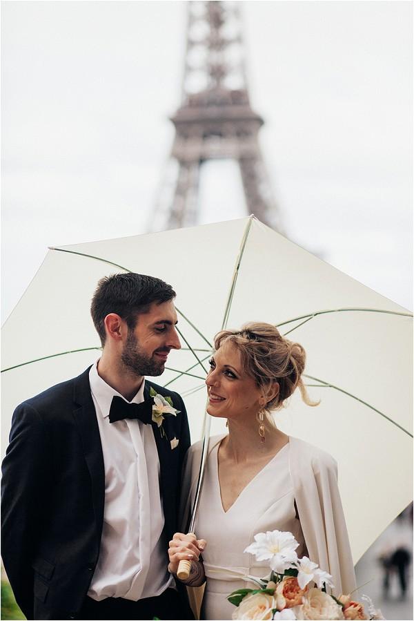 Getting married in Paris