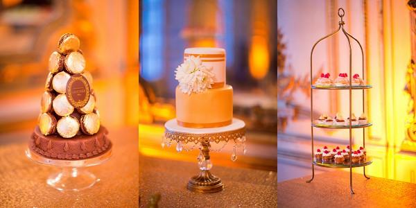 Laduree wedding deserts