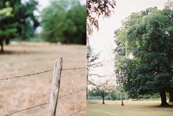 Paris countryside wedding venue