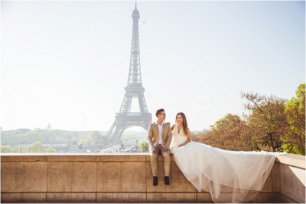 Pre Wedding Photography in Paris 2