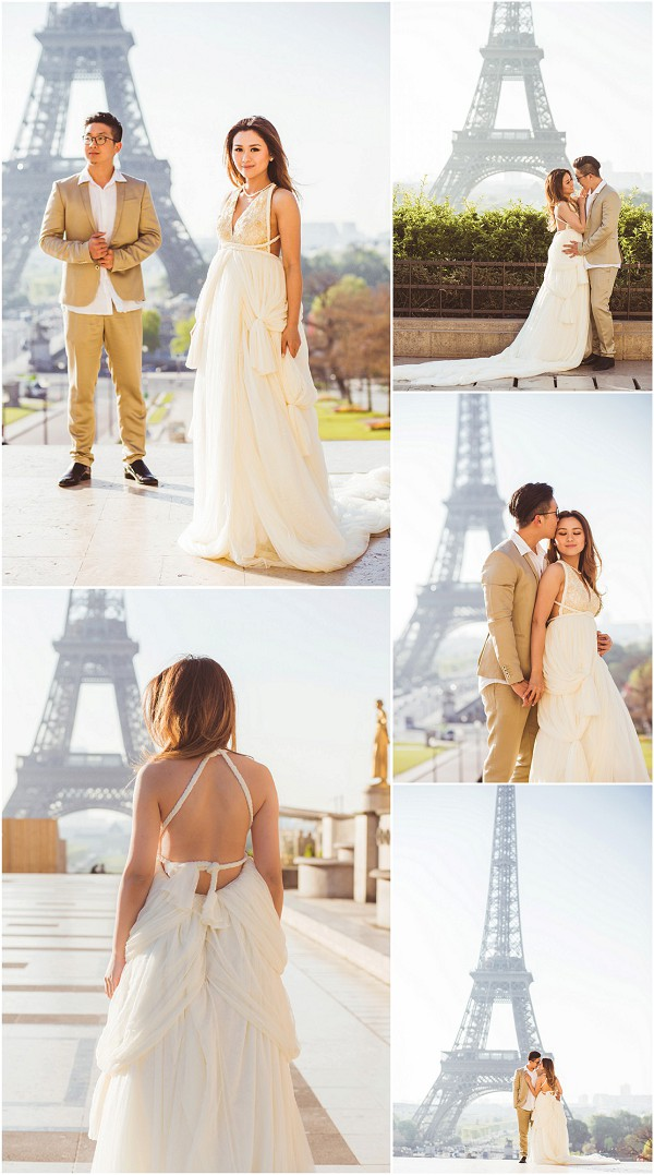 Pre Wedding Photography in Paris