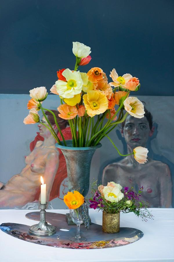 Sweet aroma wedding flowers