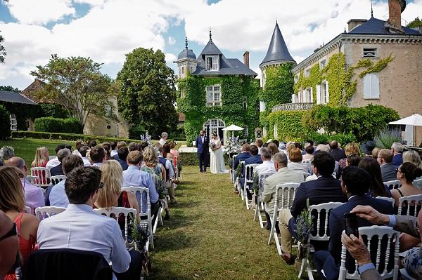 Victor La Grand' Maison wedding