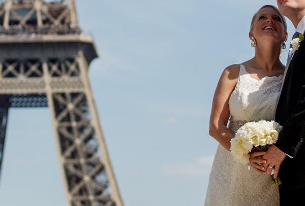 Wedding Bouquets in Paris