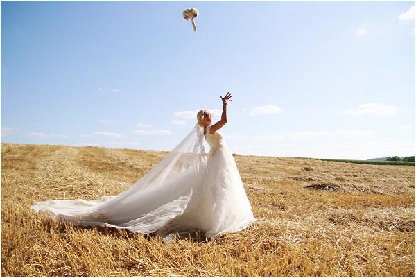 fairy tale wedding in France