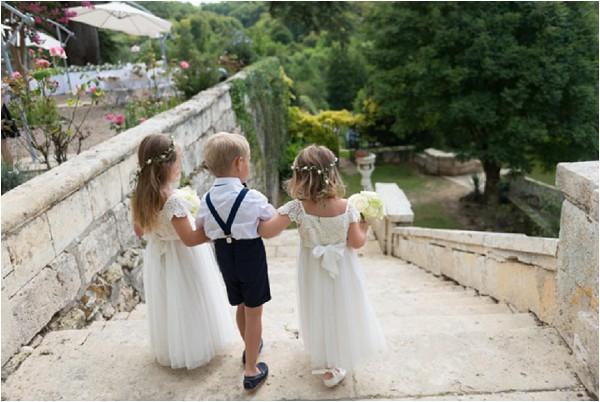 family wedding venue France