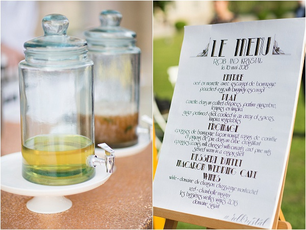 fun wedding bar ideas