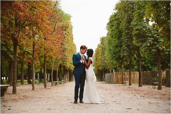 gardens in Paris for weddings