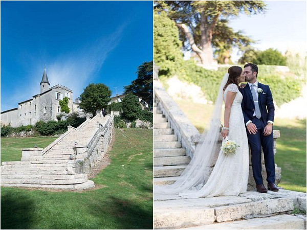 get married in a Chateau