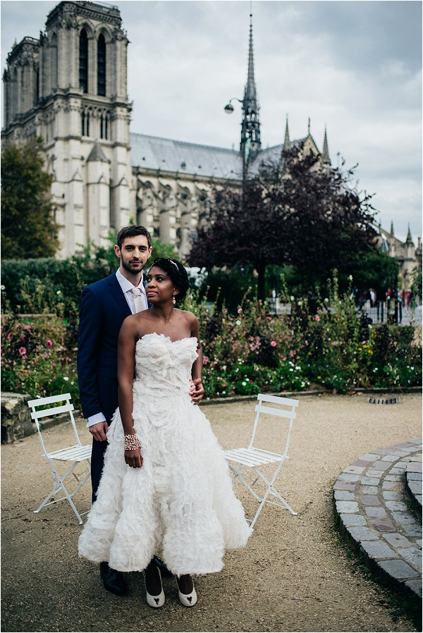 ideas for eloping to Paris