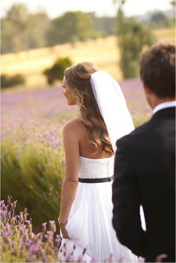 lavender field wedding Australia