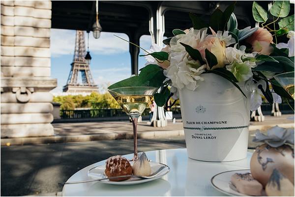 romantic settings in Paris