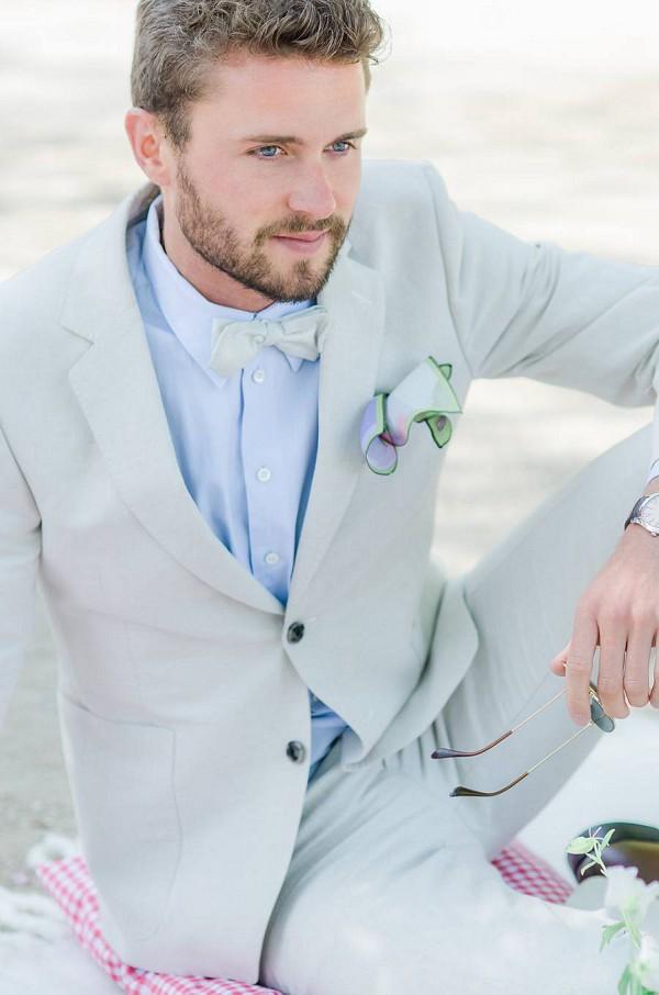 tailored suit by Café Costume