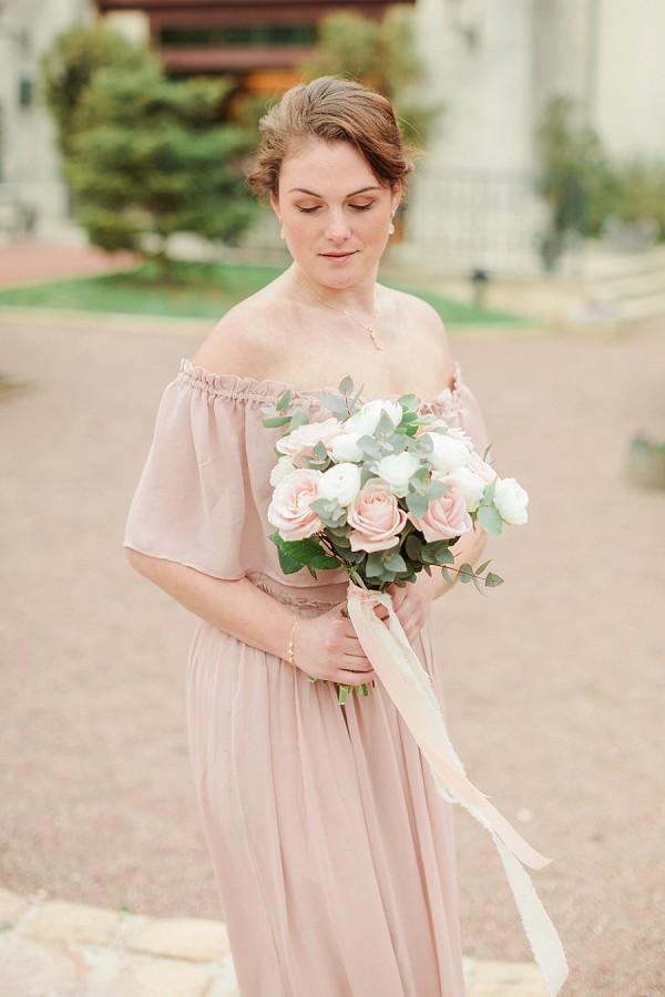 Blush & Cream Wedding