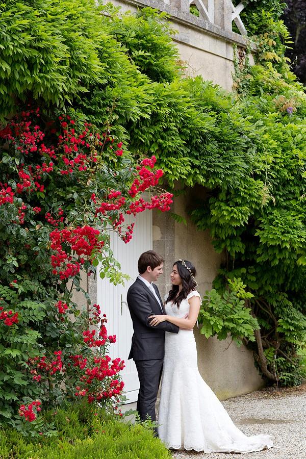 Chateau Garden wedding