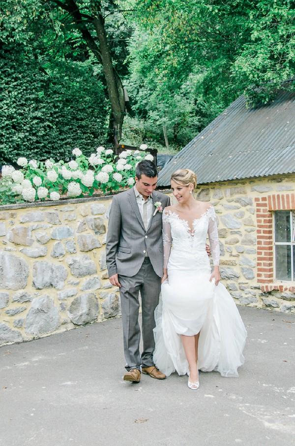 Countryside Wedding In Belgian