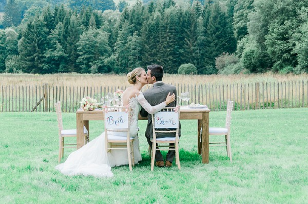 Countryside Wedding Inspiration