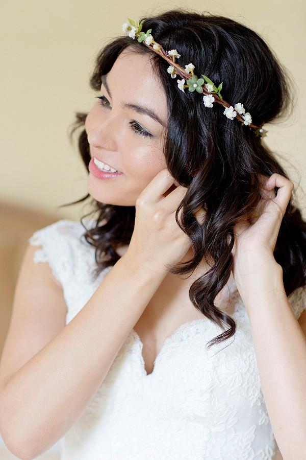 Elegant Bridal Look