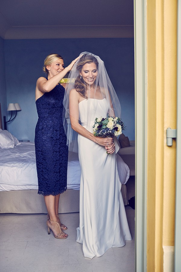 Elegant Côte d'Azur Wedding