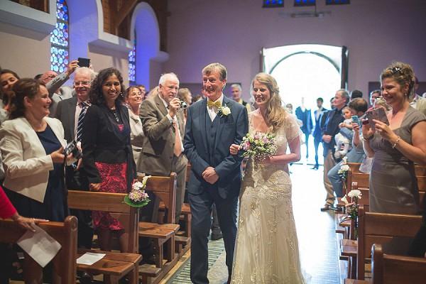 Family wedding in Chamonix