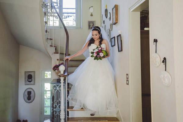 French Home Wedding