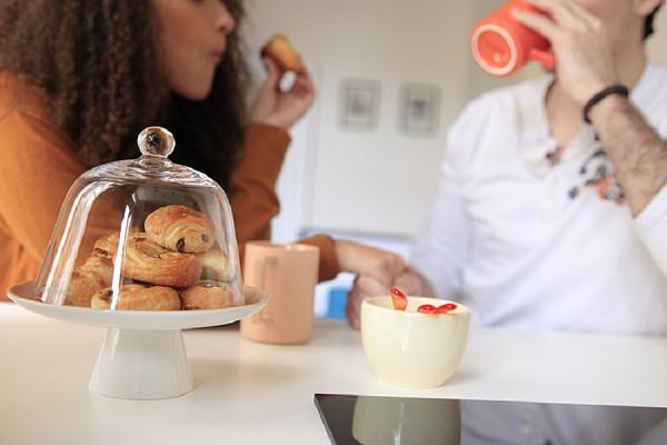 French Wedding breakfast idea