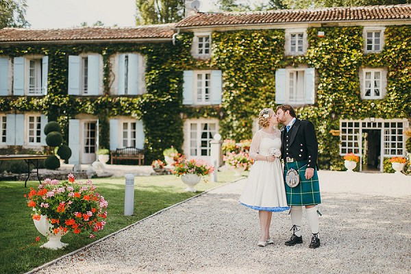 Homemade French Counrtyside wedding