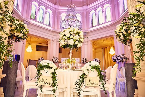 Luxury French Wedding Venue