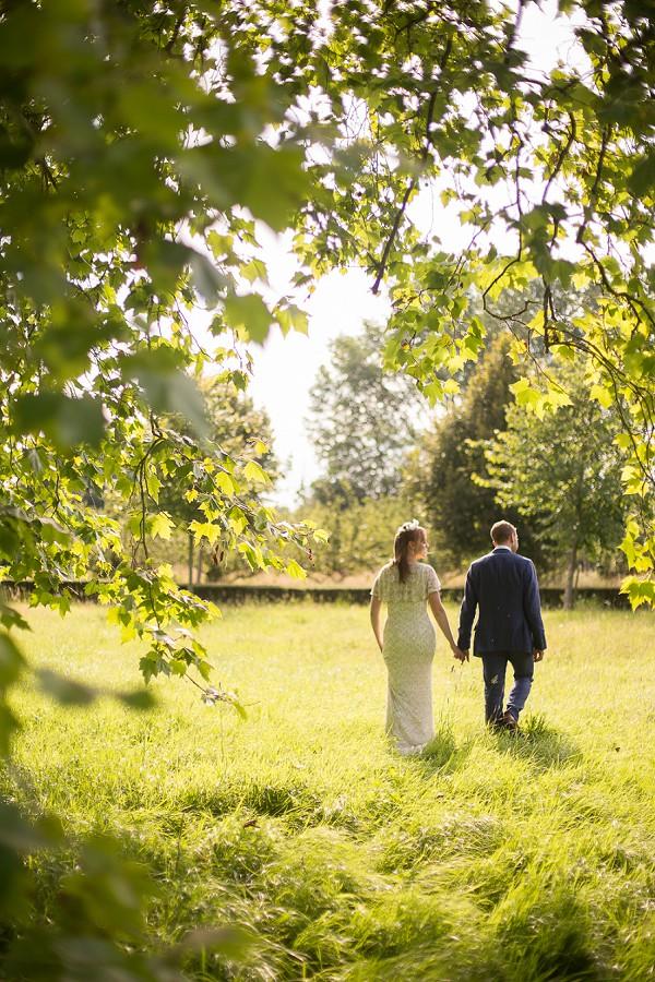 Meadow Wedding Portraits