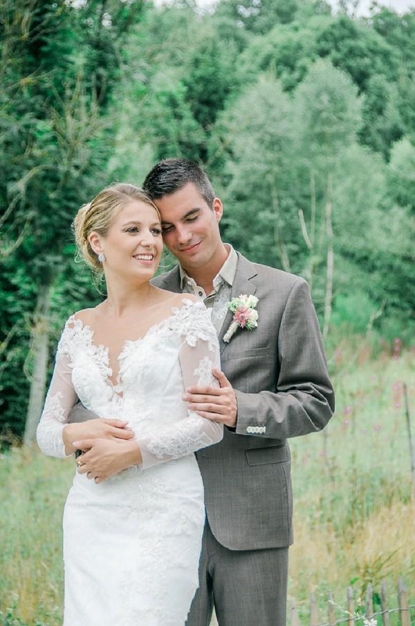 Nicky Vankets Wedding Gown