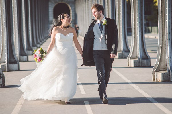 Paris Couple Shoot Wedding