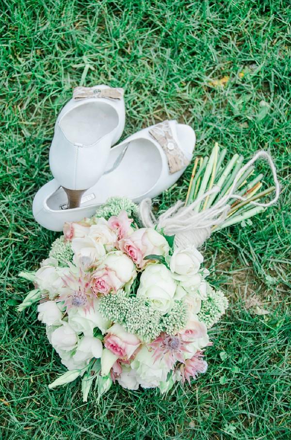 Pretty bridal details