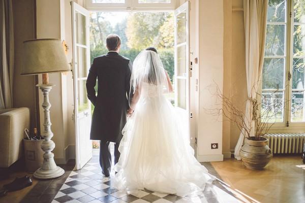 Quintessential French Garden Wedding In Paris