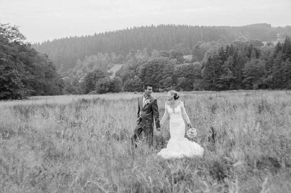 Romantic Countryside Wedding Styled Shoot
