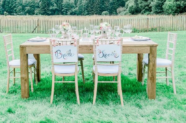 Romantic Countryside Wedding