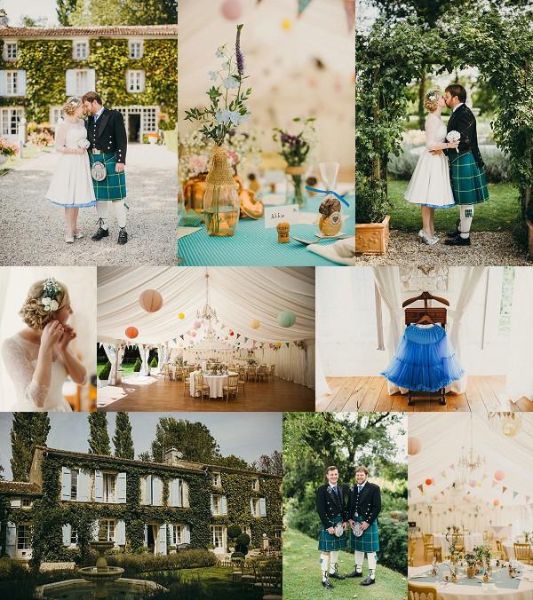 Rustic Countryside Wedding Near La Rochelle Snapshot