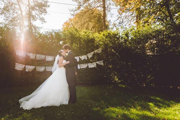 Rustic Paris Wedding
