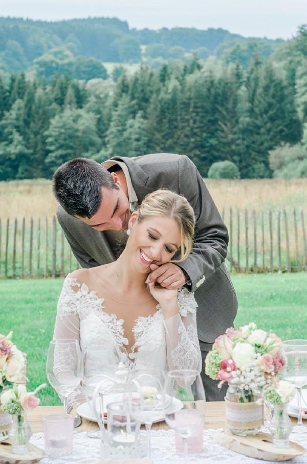 Rustic countryside wedding ideas