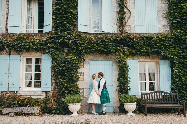 South West of France Wedding
