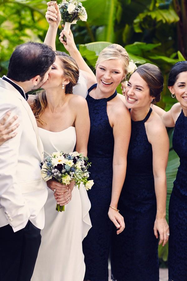 Susanne Neville wedding gown