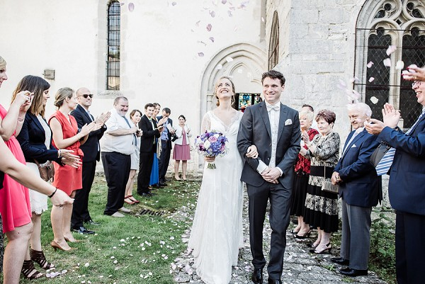 Traditional French Hattonchatel Chateau Wedding