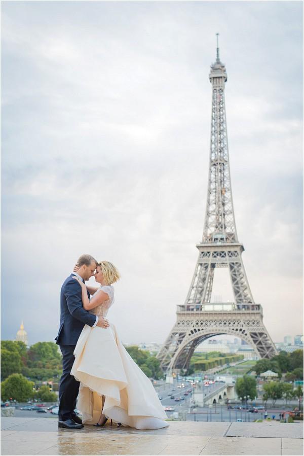 Wedding in Paris by Pierre Torset Photography