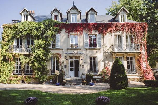 XIXème house in Poigny La Forêt Wedding Venue