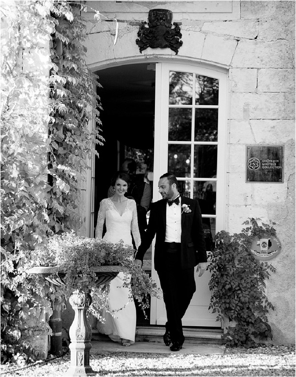 chic Chateau wedding rental France